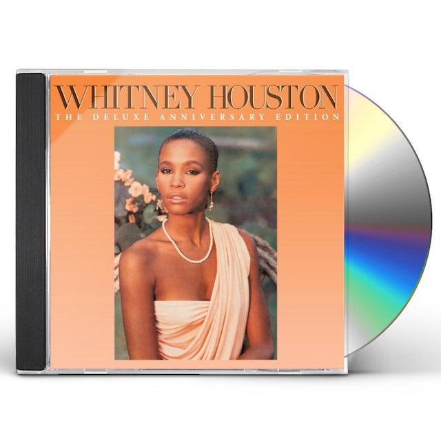 WHITNEY HOUSTON-DELUXE ANNIVERSARY EDITION CD