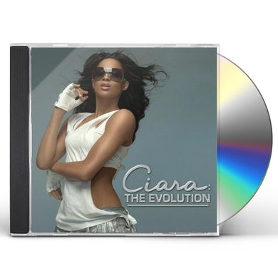 Ciara GOODIES/THE EVOLUTION CD