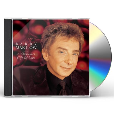 Barry Manilow CHRISTMAS GIFT OF LOVE CD