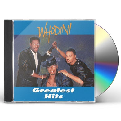 Whodini GREATEST HITS CD