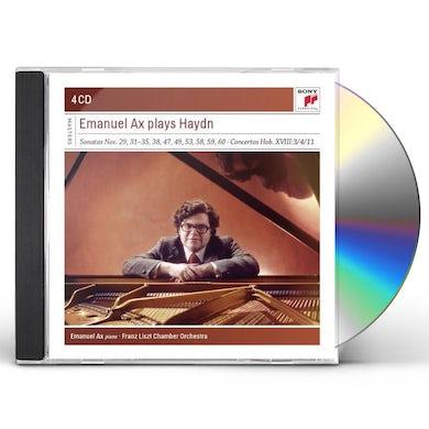 EMANUEL AX PLAYS HAYDN SONATAS AND CONCERTOS CD
