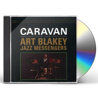 Art Blakey CARAVAN: KEEPNEWS COLLECTION CD