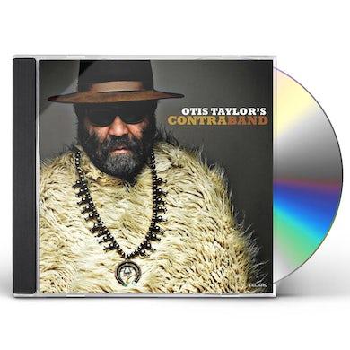 OTIS TAYLOR'S CONTRABAND CD
