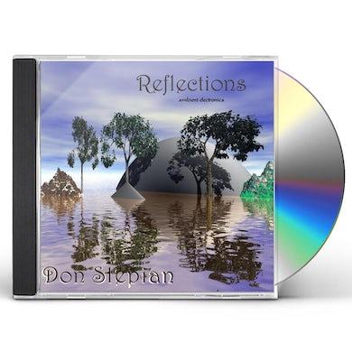Don Slepian REFLECTIONS CD