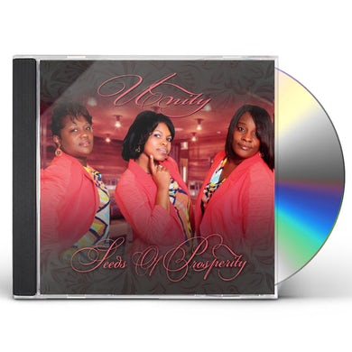UNITY SEEDS OF PROSPERITY CD