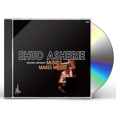 Ehud Asherie MUSIC MAKES ME CD