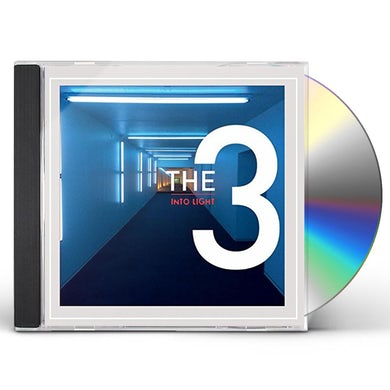 The 3 INTO LIGHT CD