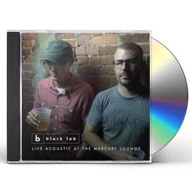 Black Lab LIVE AT THE MERCURY LOUNGE CD