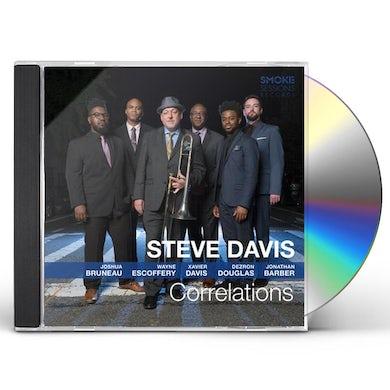 Steve Davis CORRELATIONS CD
