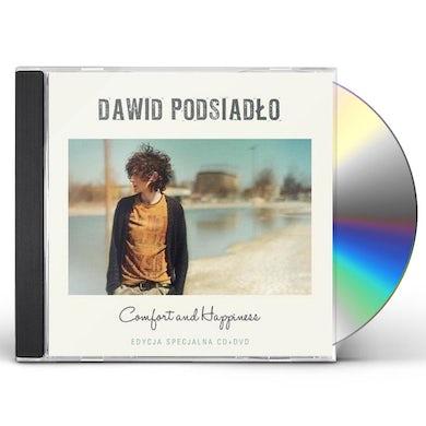 Dawid Podsiadlo COMFORT & HAPPINESS CD