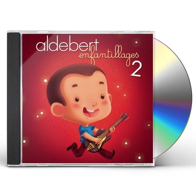 Aldebert ENFANTILLAGES 2 CD