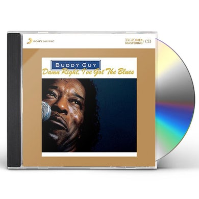 Buddy Guy DAMN RIGHT I'VE GOT THE BLUES: K2HD MASTERING CD