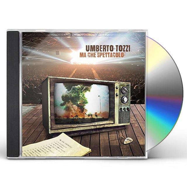 Umberto Tozzi MA CHE SPETTACOLO CD