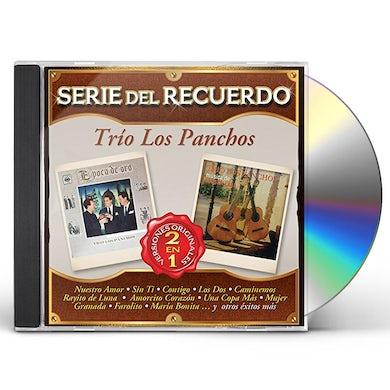 Trio Los Panchos SERIE DEL RECUERDO CD