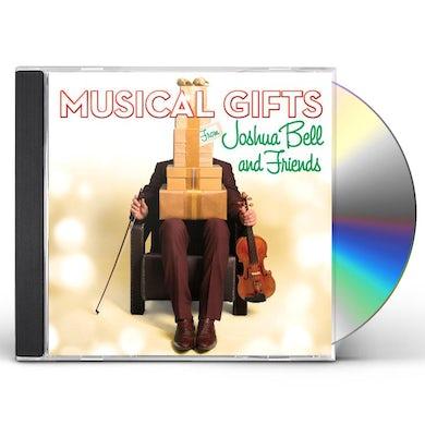 MUSICAL GIFTS: JOSHUA BELL & FRIENDS CD