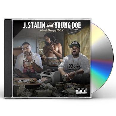 J. Stalin Diesel Therapy 2 CD