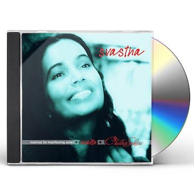 SVASTHA: MANTRAS FOR MANIFESTING HEALTH CD