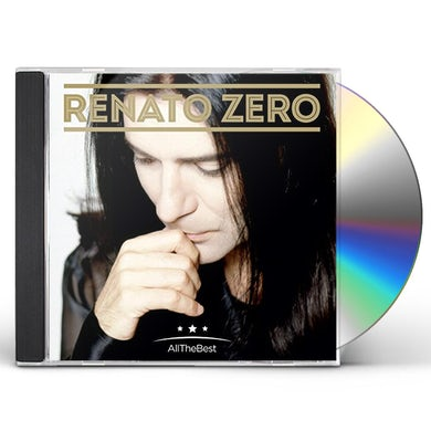 Renato Zero ALL THE BEST CD