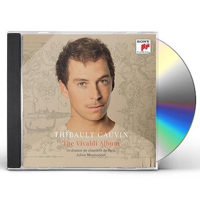 Thibault Cauvin VIVALDI ALBUM CD