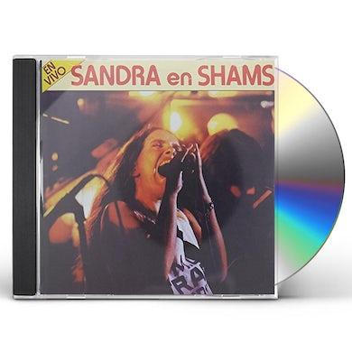 Sandra Mihanovich SANDRA EN SHAMS (EN VIVO) CD