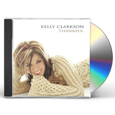 Kelly Clarkson THANKFUL (GOLD SERIES) CD
