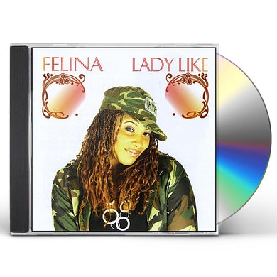 Felina LADY LIKE CD