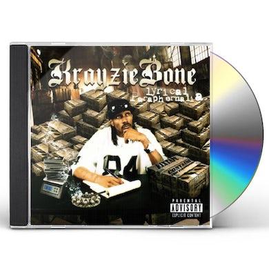 Krayzie Bone LYRICAL PARAPHERNALIA CD