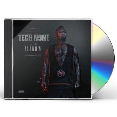 Tech N9Ne ALL 6'S & 7'S CD