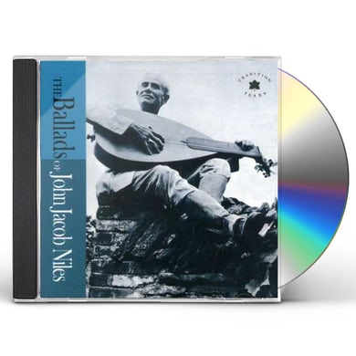John Jacob Niles BALLADS CD