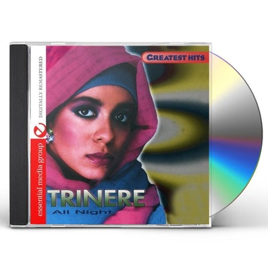 Trinere ALL NIGHT CD