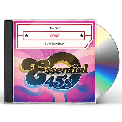 Coke NA NA CD