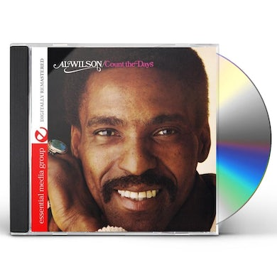Al Wilson COUNT THE DAYS CD