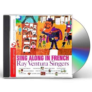 SING ALONG IN FRENCH CD