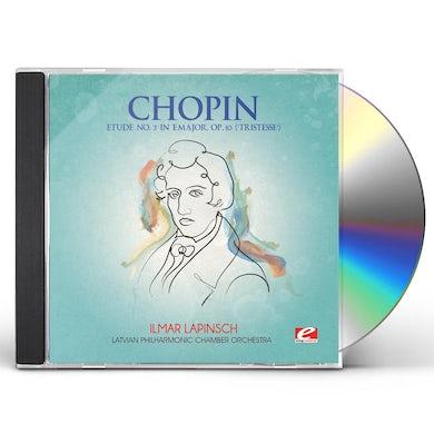 Chopin ETUDE 3 CD