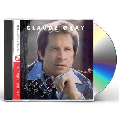 Claude Gray IF I EVER NEED A LADY: I'LL CALL YOU CD