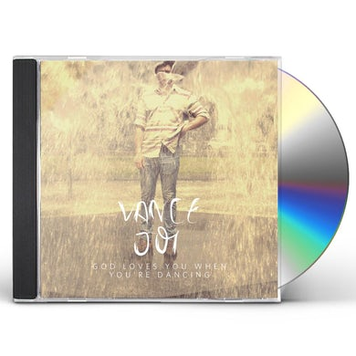 Vance Joy GOD LOVES YOU WHEN YOU'RE DANCING CD