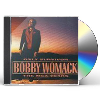 Bobby Womack ONLY SURVIVOR: MCA YEARS CD