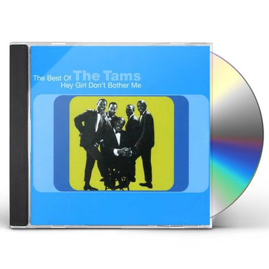 Tams HEY GIRL DON'T BOTHER ME: ANTHOLOGY CD