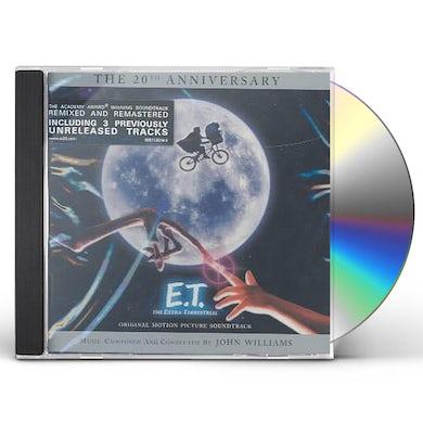 Soundtrack E.T. The Extra-Terrestrial-20th Anniversary (Williams) CD