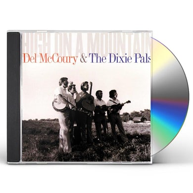 Del Mccoury HIGH ON A MOUNTAIN CD