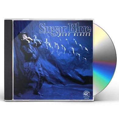 Sugar Blue BLUE BLAZES CD