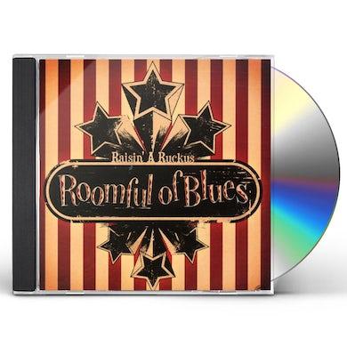 Roomful of Blues RAISIN A RUCKUS CD