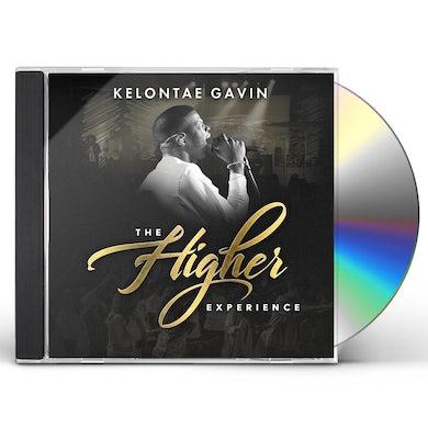 Kelontae Gavin HIGHER EXPERIENCE CD