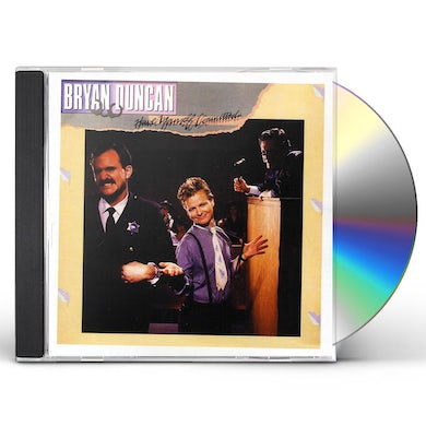 Bryan Duncan HAVE YOURSELF COMMITTED CD