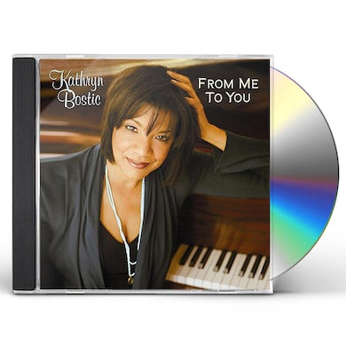 Kathryn Bostic FROM ME TO YOU CD