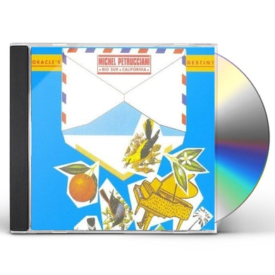 Michel Petrucciani ORACLE'S DESSTINY CD