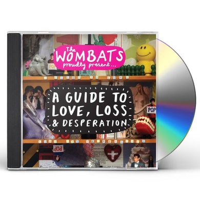 The Wombats GUIDE TO LOVE LOSS & DESPERATION CD