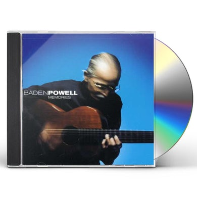 Baden Powell MEMORIES CD