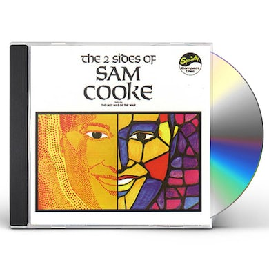 Sam Cooke TWO SIDES OF CD