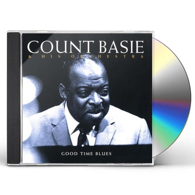 Count Basie & His Orchestra GOOD TIME BLUES CD